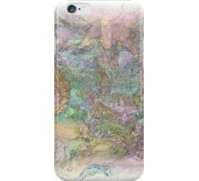 The Atlas Of Dreams - Color Plate 27 iPhone Case/Skin