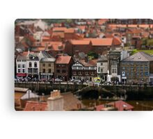 Whitby - England Canvas Print