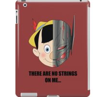 There Are No Strings On Me... iPad Case/Skin