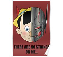 There Are No Strings On Me... Poster