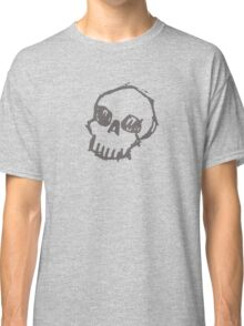 Sketchy Skull Classic T-Shirt