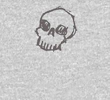 Sketchy Skull Unisex T-Shirt