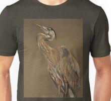 The Heron Unisex T-Shirt