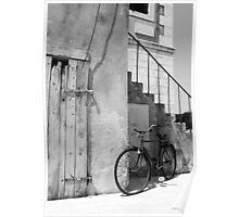 Bike in Croatia Poster