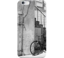 Bike in Croatia iPhone Case/Skin