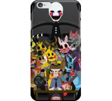 Markiplier Five Nights at Freddy's Poster iPhone Case/Skin