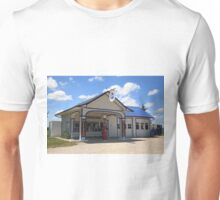Route 66 - Odell Gas Station Unisex T-Shirt