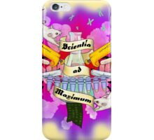Science to the Max -Tattoo Style iPhone Case/Skin