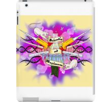 Science to the Max -Tattoo Style iPad Case/Skin