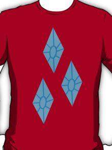 Rarity's Cutie Mark T-Shirt