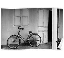 Bike in Vietnam Poster