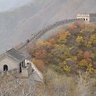 The Great Wall of Autumn by Ellimac
