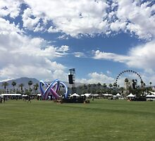 Coachella by SydneyHibbs