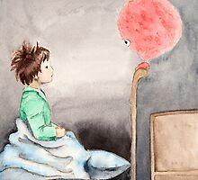 Imaginary Friend by olgarosenberg