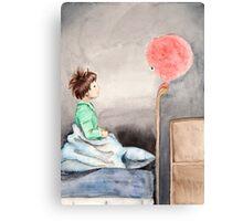 Imaginary Friend Canvas Print
