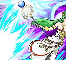 Palutena | Autoreticle by ishmam
