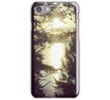 Northwest Forest iPhone Case/Skin