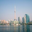 Toronto Skyline by bluekrypton