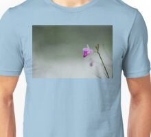 Pink Flower by the Side of the Lake T-Shirt