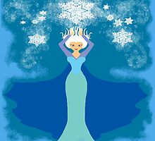 Snow Queen by SignsOfTime