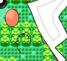 Pikachu: Firered/Leafgreen Sticker