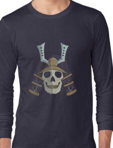 Old Bones- Gaikotsu (colour) Long Sleeve T-Shirt