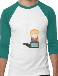Timmy! Men's Baseball ¾ T-Shirt