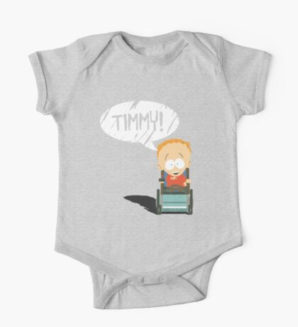 Timmy! One Piece - Short Sleeve