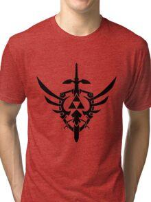 Legend of Zelda Symbol Tri-blend T-Shirt