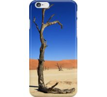 Grasping for Life iPhone Case/Skin