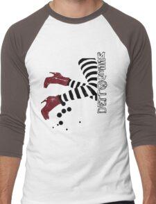 Bootz Men's Baseball ¾ T-Shirt