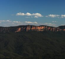 Blue Mountains Panorama by Stephen Norris