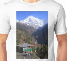 Annapurna South Himalayas Nepal Unisex T-Shirt