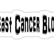 Breast Cancer Sticker