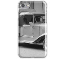 truck iPhone Case/Skin