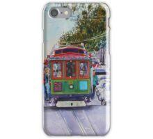 San Francisco Cablecar iPhone Case/Skin