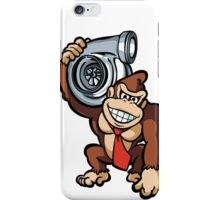 DK holding turbo iPhone Case/Skin