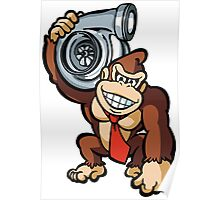 DK holding turbo Poster