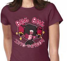 Garnet Bang Bang Womens Fitted T-Shirt