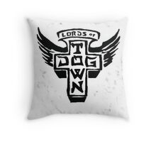 Lords of Dogtown Throw Pillow