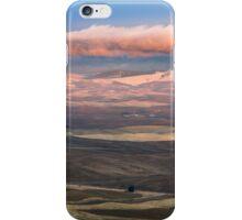 Palouse Sunset iPhone Case/Skin