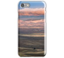 Palouse Sunset iPhone Case/Skin