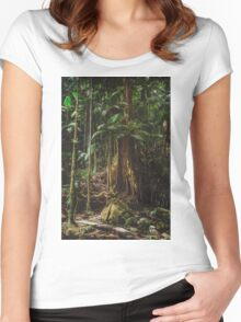 Lord of the Forest Women's Fitted Scoop T-Shirt