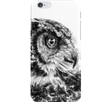 Great Horned Owl iPhone Case/Skin