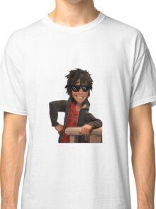 transparent hiro hamada with swag Classic T-Shirt