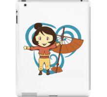 Jinora (Chibi) - Legend of Korra iPad Case/Skin