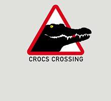 crocs crossing Unisex T-Shirt
