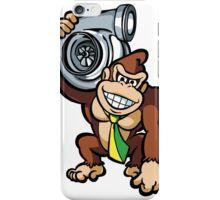 JDM DK holding turbo iPhone Case/Skin