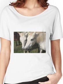 Camargue Horses Women's Relaxed Fit T-Shirt