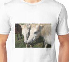 Camargue Horses Unisex T-Shirt